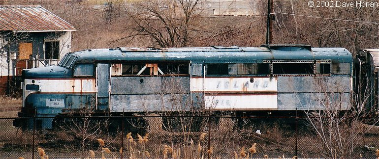 Dave's Rail Pages - Upstate NY - CPRR Colonie Main