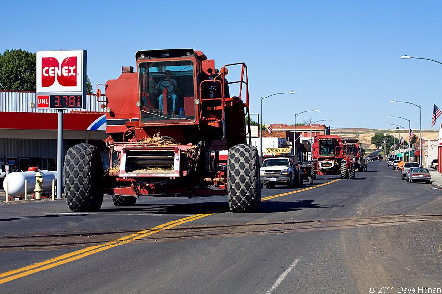 International Harvesters - St. John, WA - 08-24-11