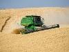 John Deere harvester - Steptoe, WA - 08-27-11