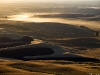Palouse at sunset - Cashup, WA - 08-21-11