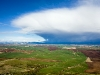 Storm over the palouse - Steptoe Butte, WA - 05-01-10