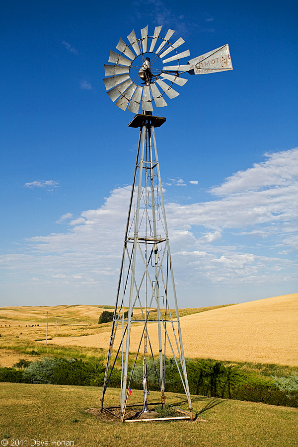 Windmill - Farmington, WA - 08-22-11